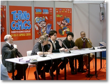 Torino Comics 2010
